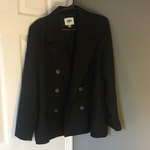 Old navy size xl wool pea coat